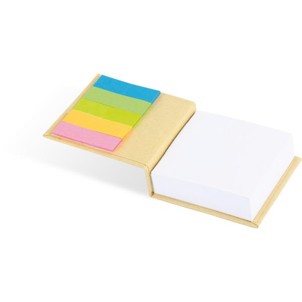 GD-001 Renkli Yapışkanlı Notluk