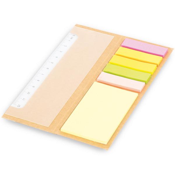 GD-014 Renkli Yapışkanlı Notluk